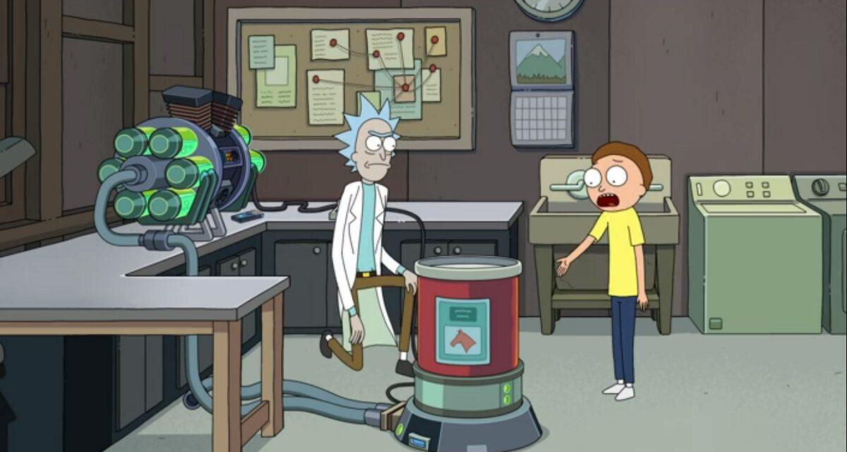 RICK AND MORTY Recap: (S05E04) Rickdependence Spray