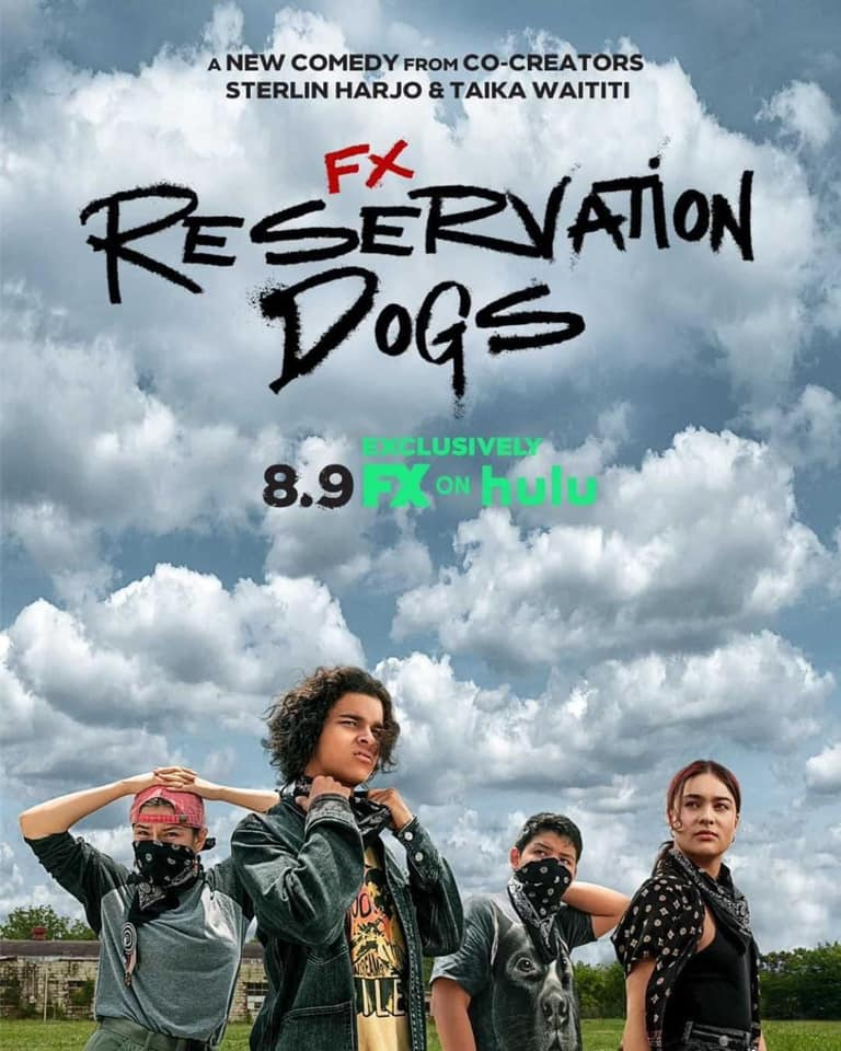 Reservation Dogs poster