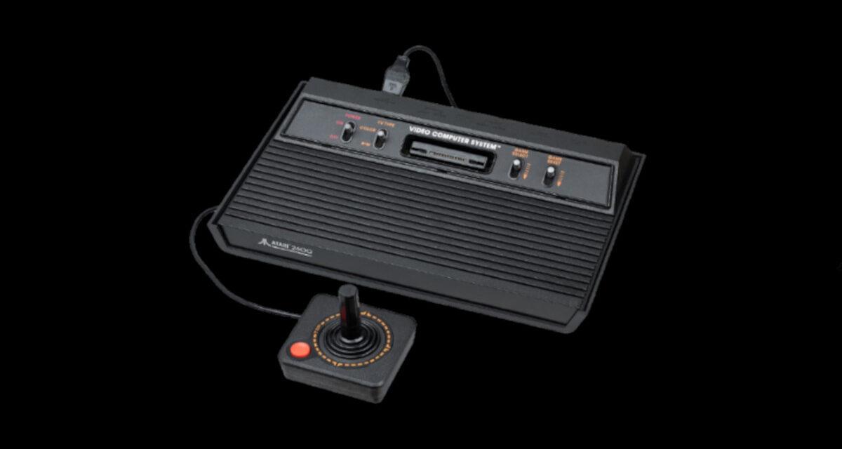 Retro Revisits: The Charm of the ATARI 2600