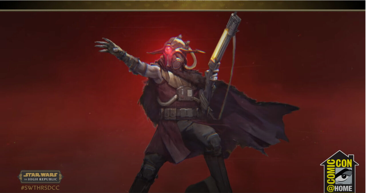 Marchion Ro in Star Wars: The High Republic