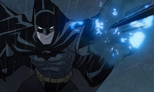 Movie Review – BATMAN: THE LONG HALLOWEEN PART TWO
