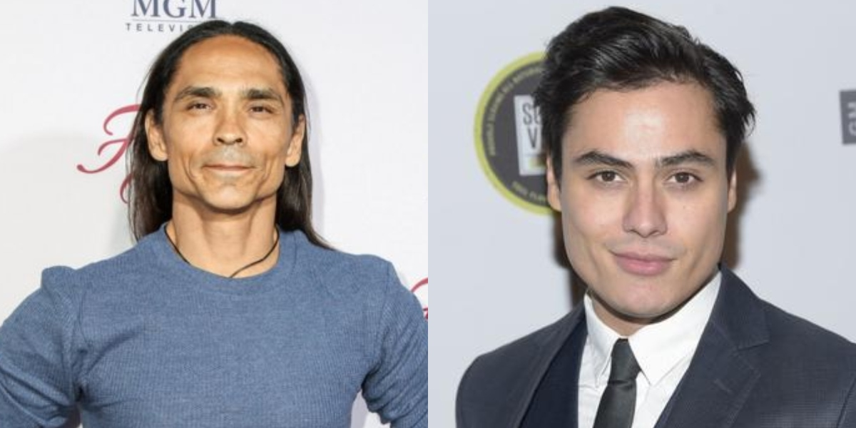GGA Indigenerd Wire:AMC Greenlights DARK WINDS Starring Zahn McClarnon and Kiowa Gordon
