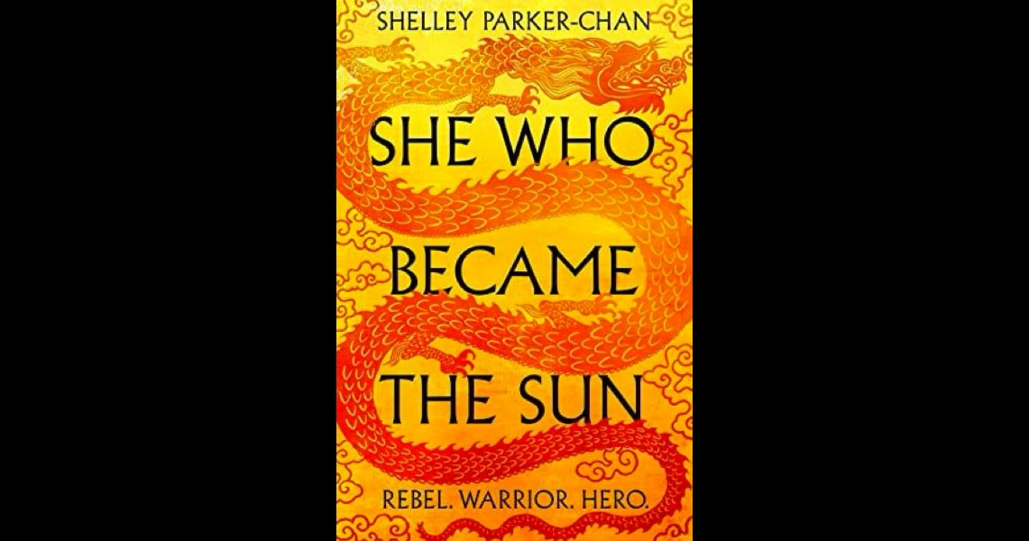 Book Review: SHE WHO BECAME THE SUN