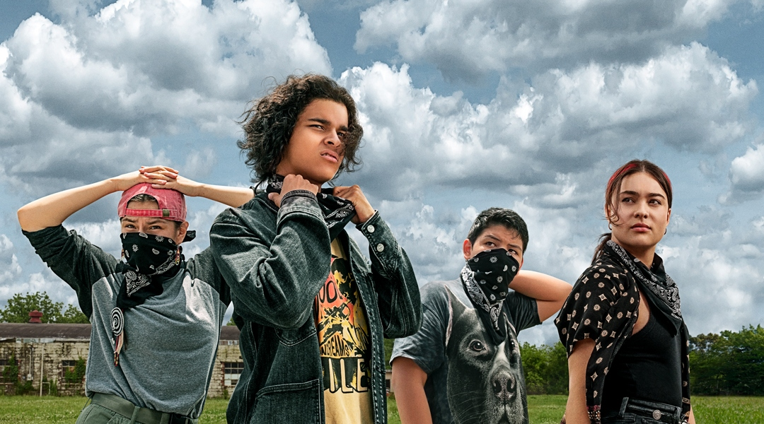 GGA Indigenerd Wire: Watch the Official Trailer for RESERVATION DOGS