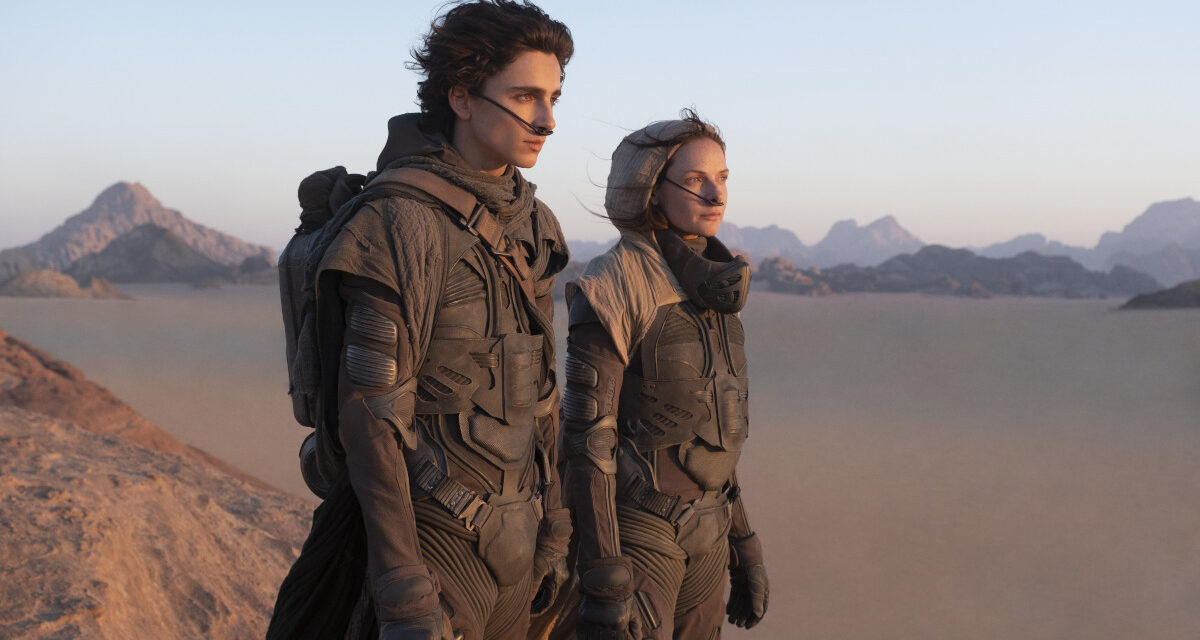 DUNE Trailer Shows Off Its A-List Cast