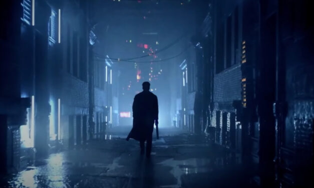 BLADE RUNNER: BLACK LOTUS Opening Sequence Dropped and It's Everything I Needed