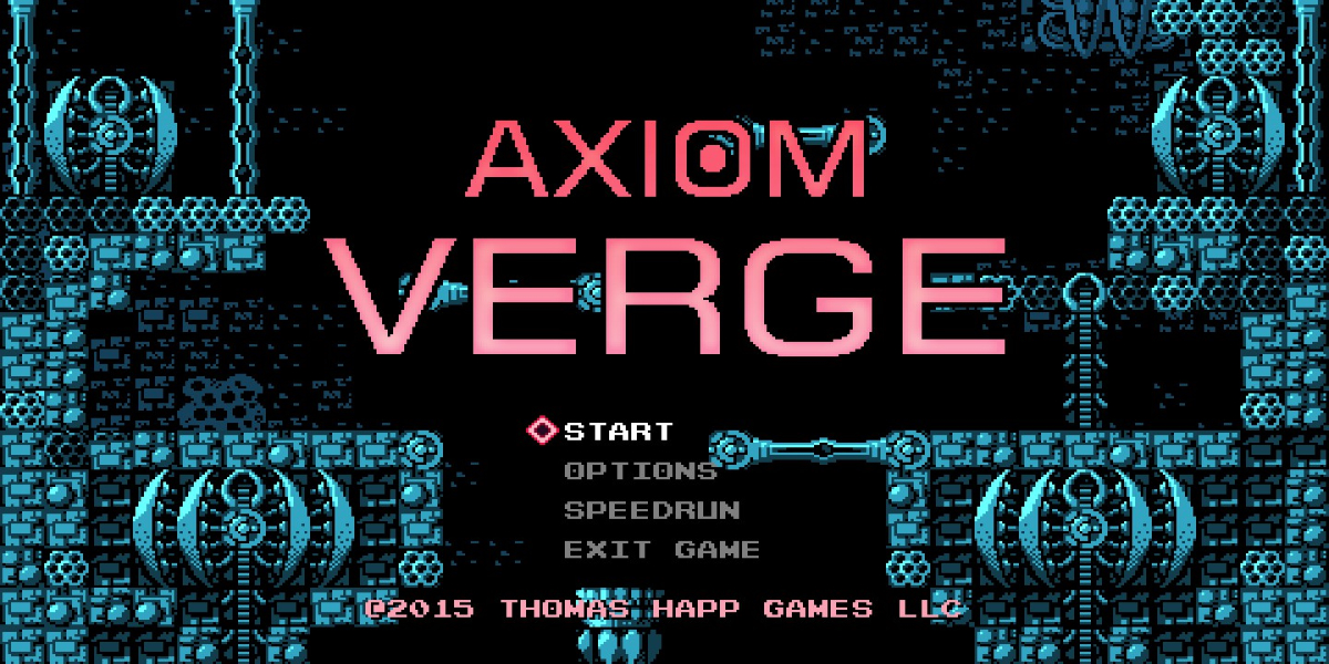 GGA Game Review: AXIOM VERGE – Bringing You Metroidvania Action With a Twist