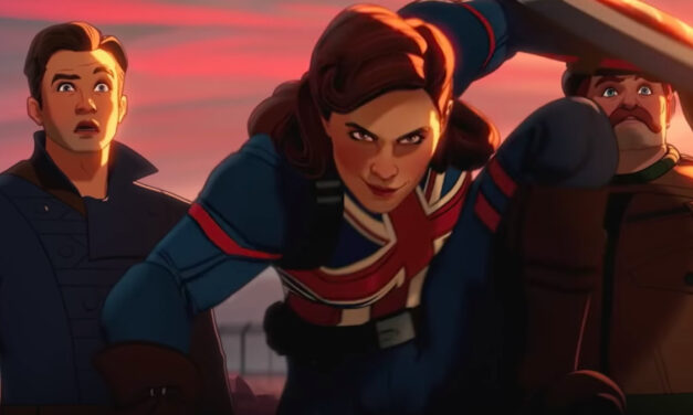 WHAT IF…? Has a Brand New Teaser With Steve Rogers