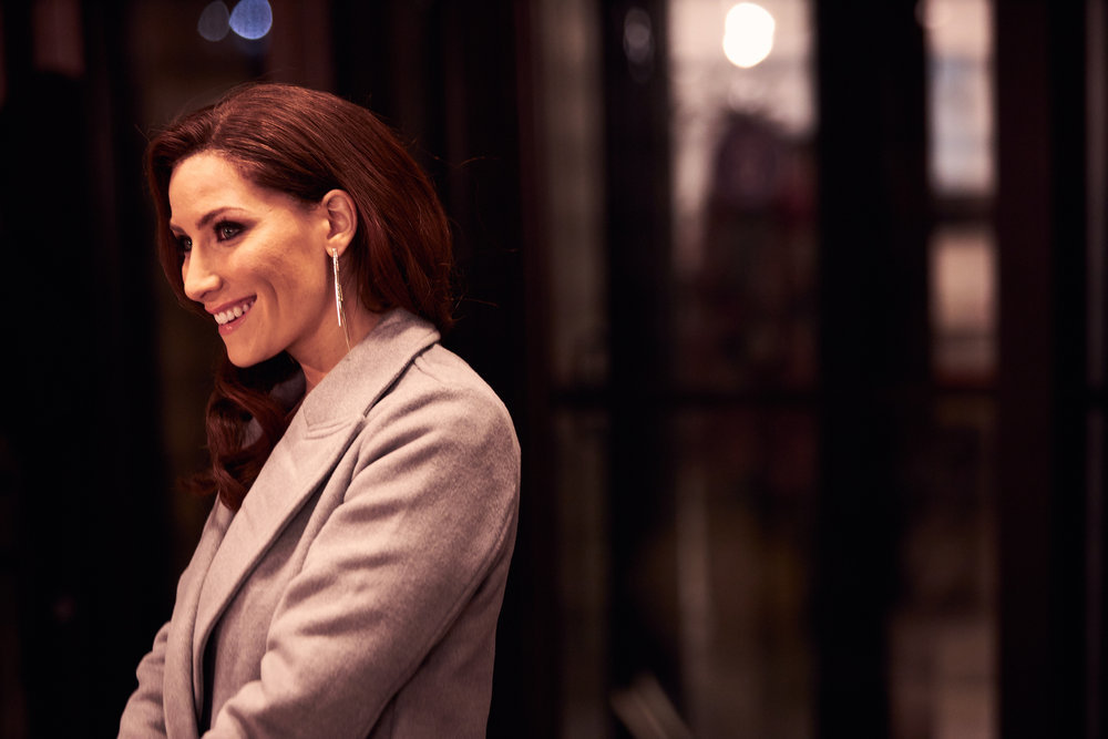 """Still of Sarah Levy in the SurrealEstate episode """"Quarantine."""""""