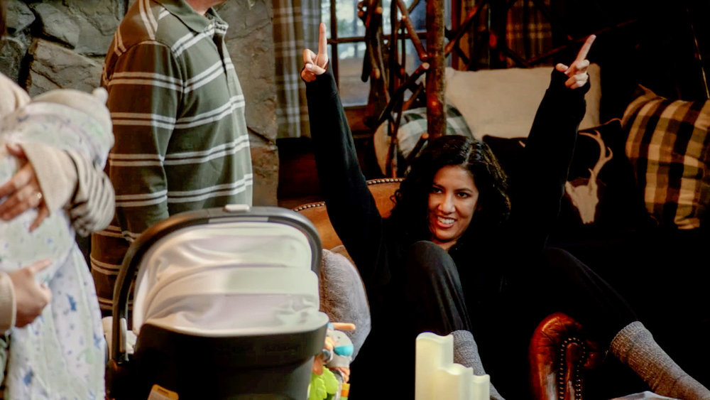 "Still of Stephane Beatriz in the Brooklyn Nine-Nine episode ""The Lake House."""