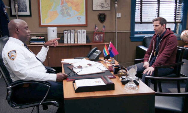 BROOKLYN NINE-NINE Recap: (S08E06) The Setup