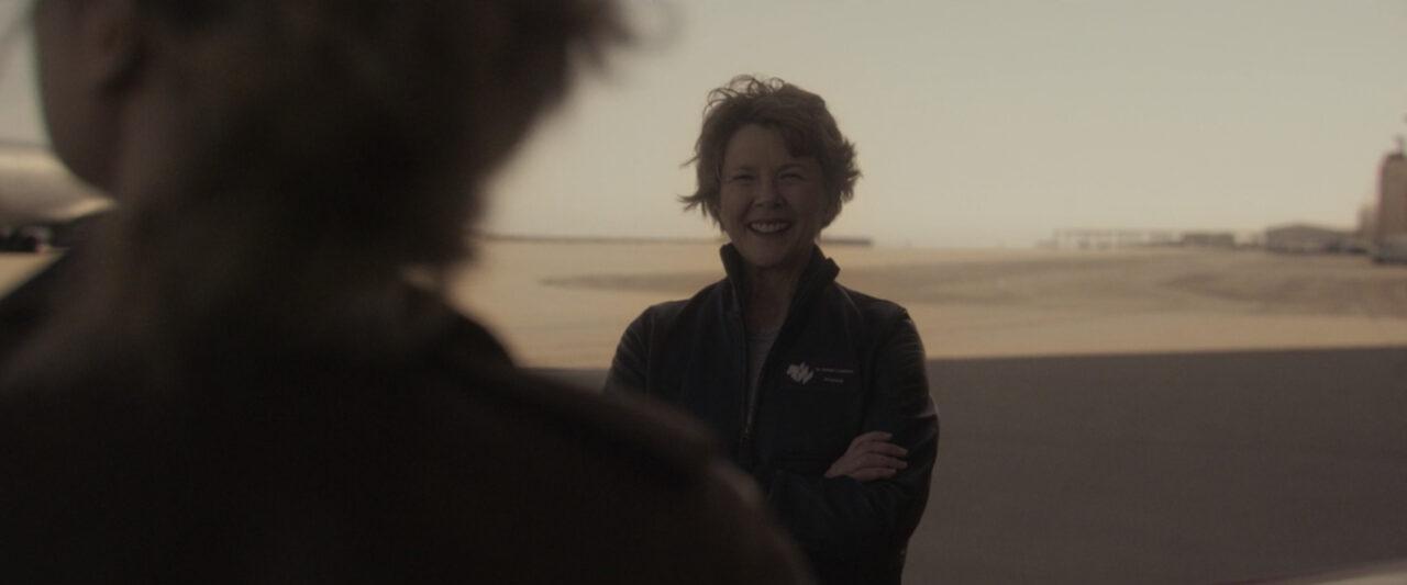 Annette Benning in Captain Marvel