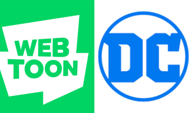 WEBTOON and DC Partner Up For Upcoming Series