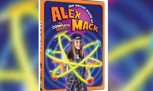 Millennial Misremembers: THE SECRET WORLD OF ALEX MACK
