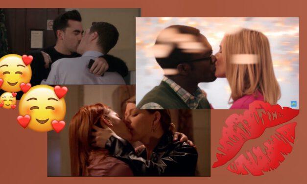 "10 of TV's Ultimate ""Comfort Food"" Kisses"