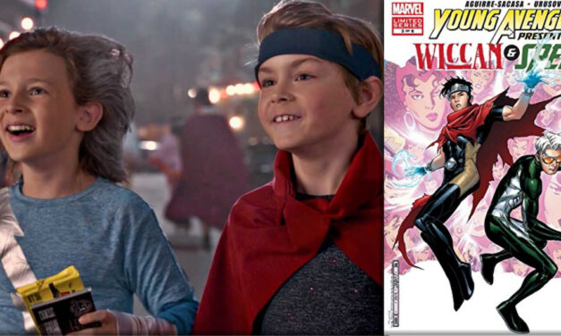 Who Are the Young Avengers: WICCAN and SPEED