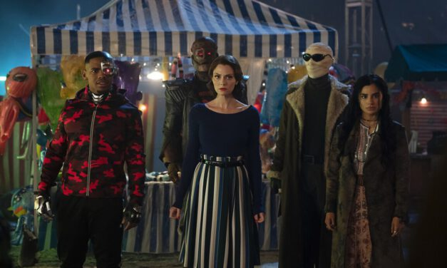 Michelle Gomez Brings Madame Rouge to Life in New DOOM PATROL Photos