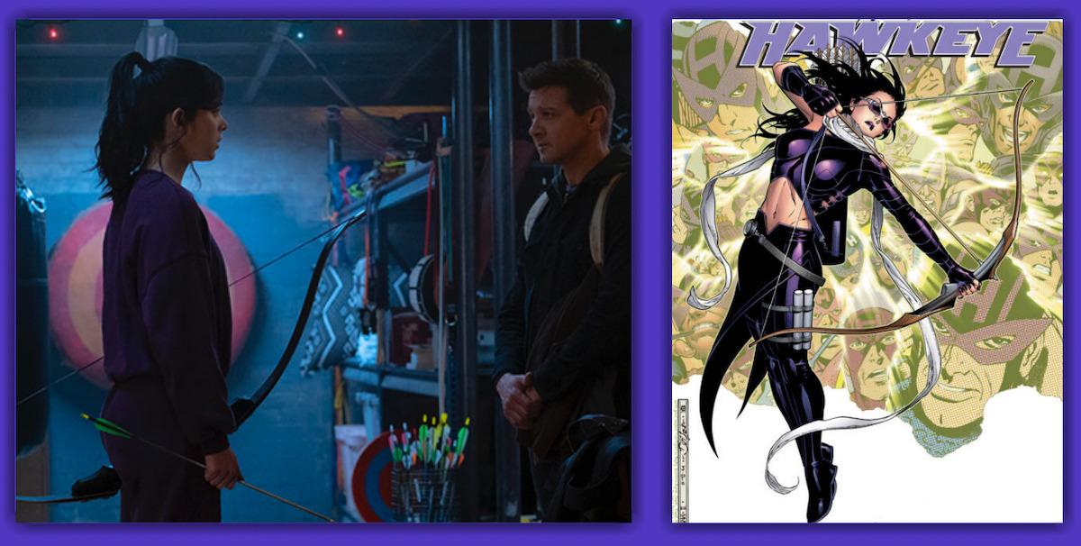 Who Are Young Avengers: KATE BISHOP aka Hawkeye!