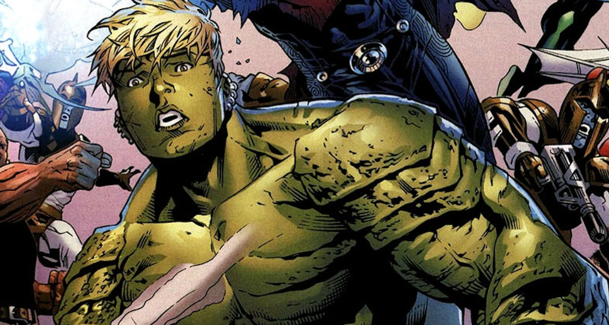 Who Are the Young Avengers: HULKLING