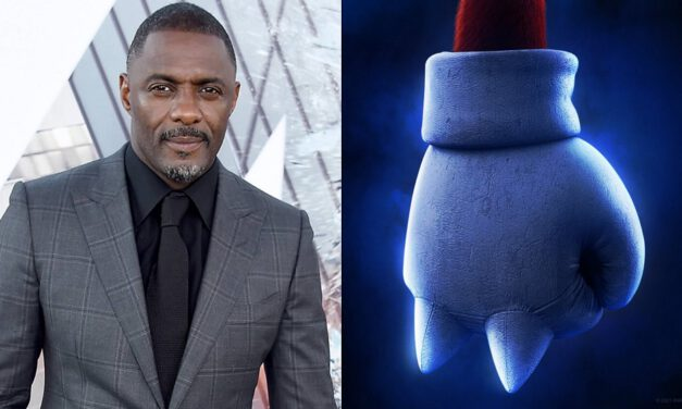 Idris Elba Will Voice Knuckles in SONIC THE HEDGEHOG 2