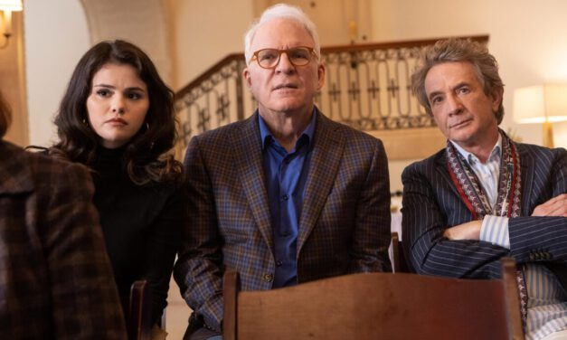 Hulu Renews ONLY MURDERS IN THE BUILDING for Season 2
