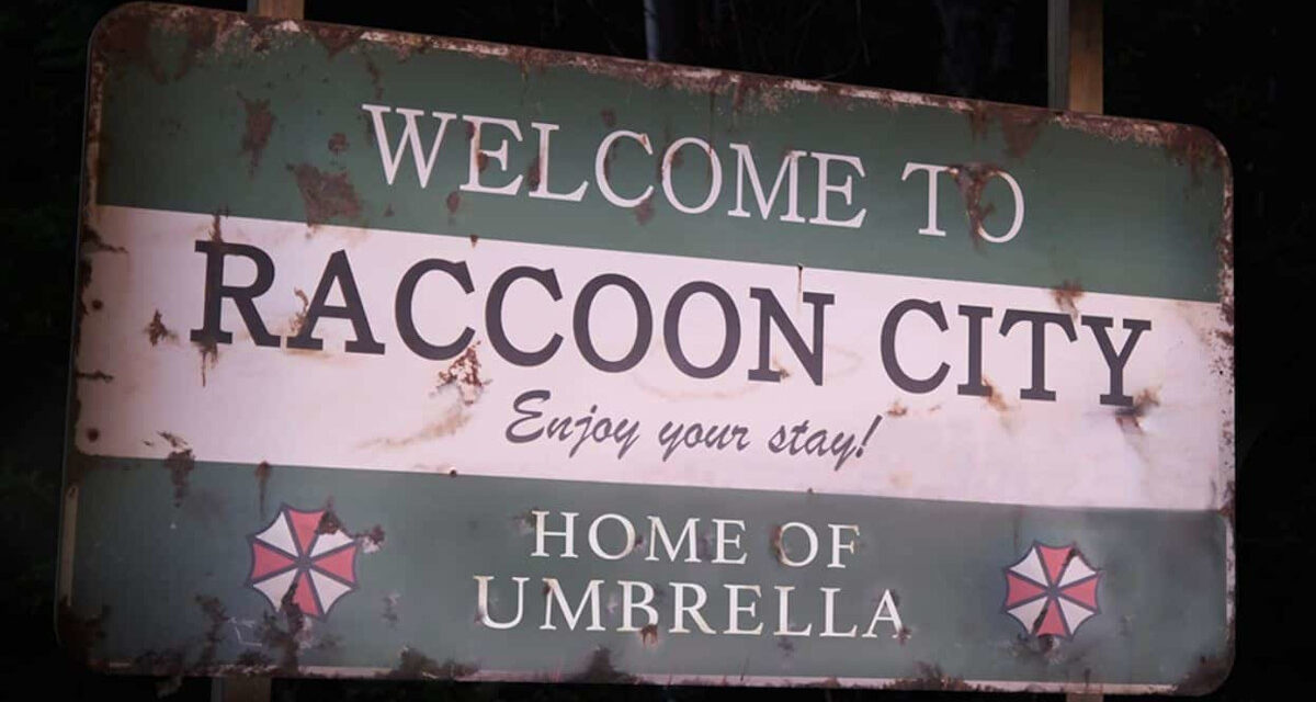 RESIDENT EVIL: WELCOME TO RACCOON CITY First-Look Is Everything We Need
