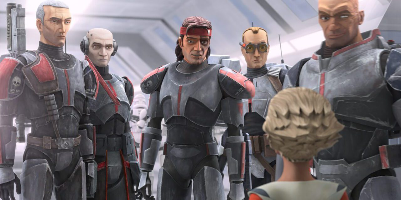 STAR WARS: THE BAD BATCH Renewed for Season 2