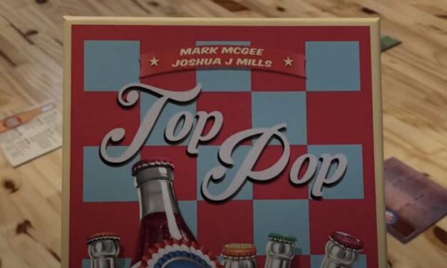 TOP POP Board Game – Kickstarter Preview
