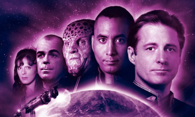 BABYLON 5 Reboot Possibly Coming to CW