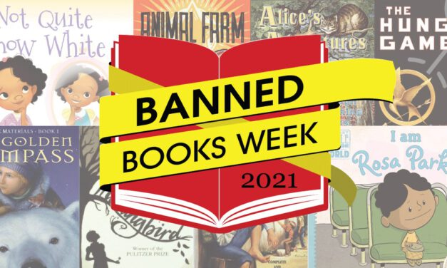 BANNED BOOKS WEEK 2021 – Read To Rebel