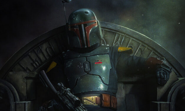 THE BOOK OF BOBA FETT Gets Holiday Release