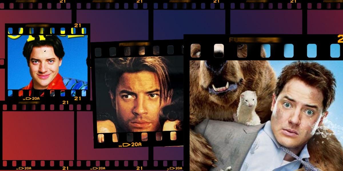 5 of Brendan Fraser's Best Movies