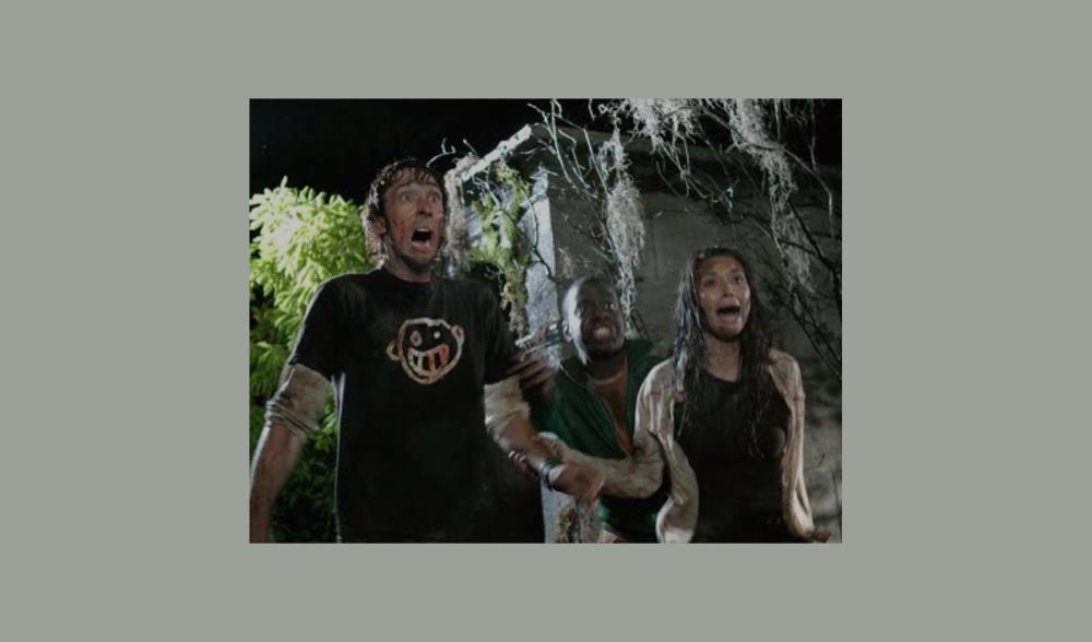 Scene for Hatchet 2006