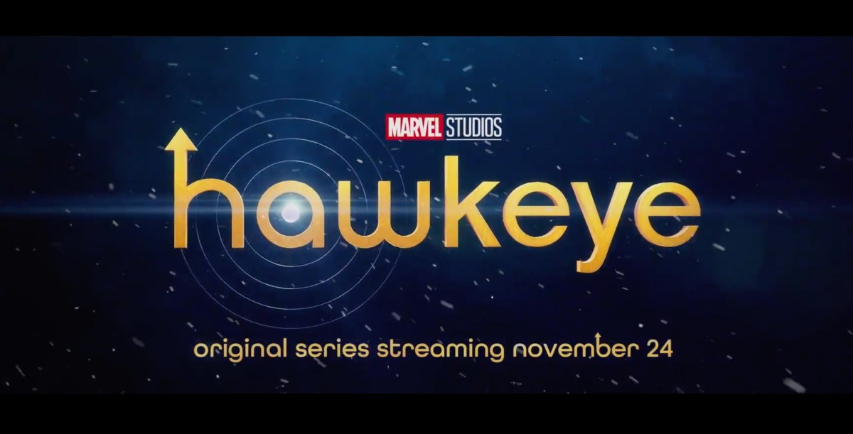 The Trailer for Marvel's HAWKEYE Is Here and It's Amazing
