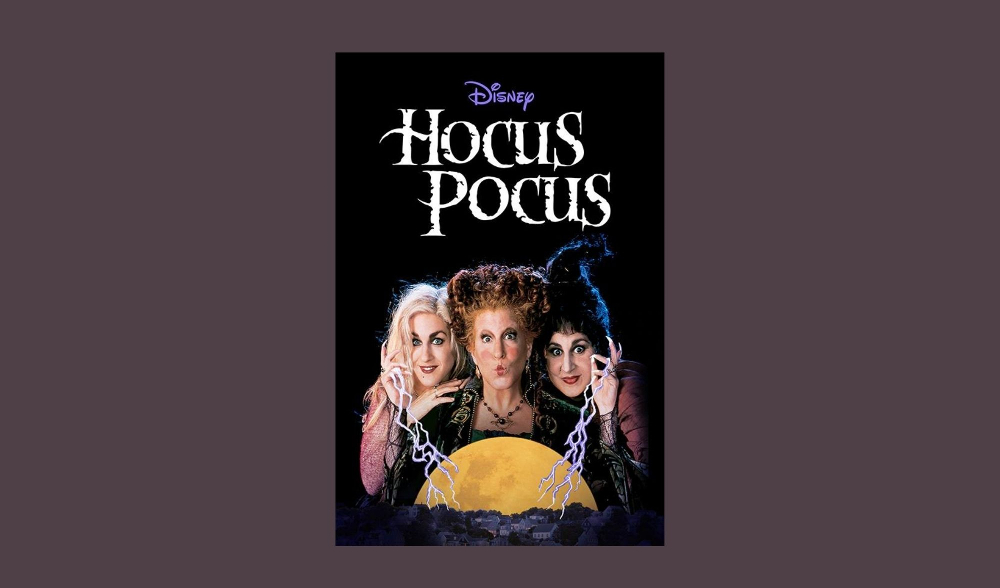 Hocus Pocus poster - Horror beginner