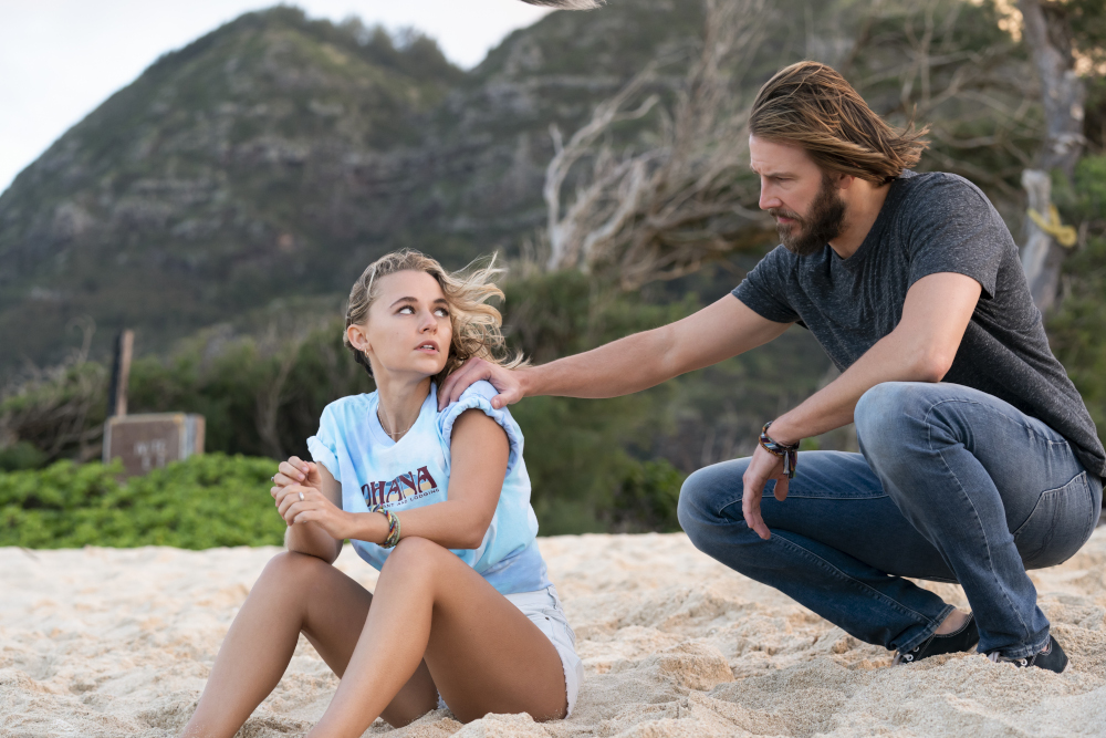 I Know What You Did Last Summer of Madison Iseman and Bill Heck.