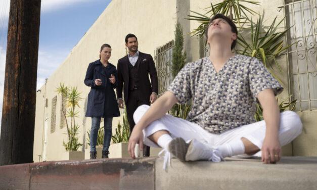 LUCIFER Recap (S06E05): The Murder of Lucifer Morningstar