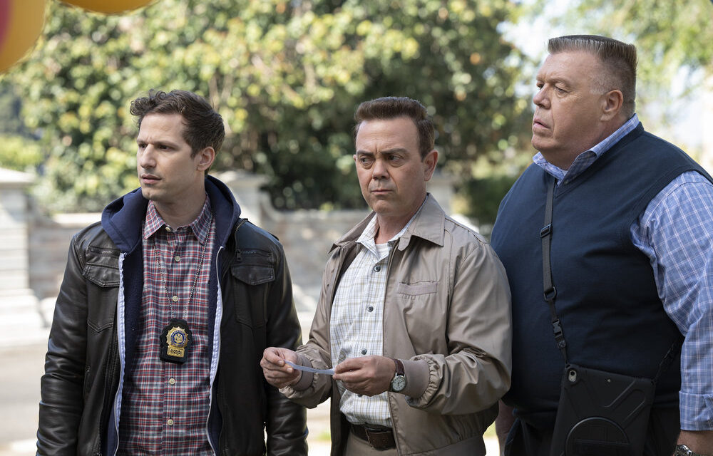 BROOKLYN NINE-NINE Series Finale Recap: (S08E09/10) The Last Day, Part 1 and 2