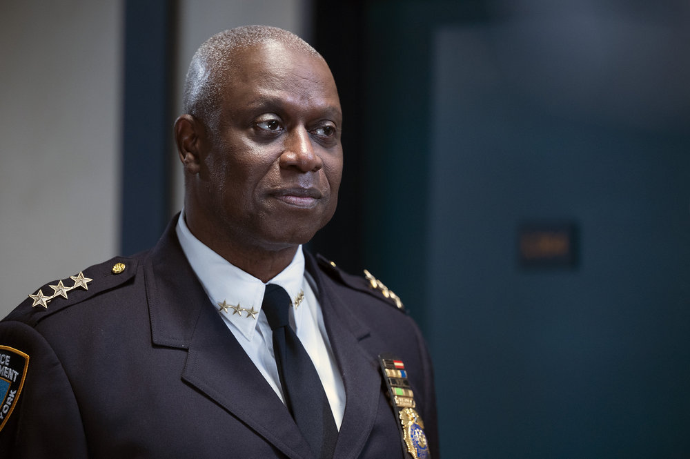 """Still of Andre Braugher in the Brooklyn Nine-Nine episode """"The Last Day, Part 2."""""""