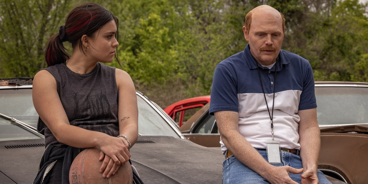 Bill Burr guest stars on Reservation Dogs