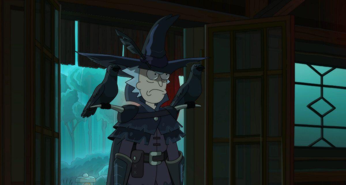 RICK AND MORTY Season Finale Recap: (S05E10) Rickmurai Jack