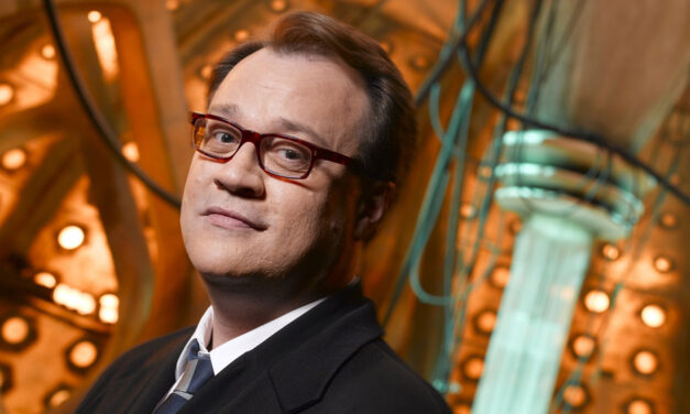 Russell T. Davies to Return as DOCTOR WHO Showrunner