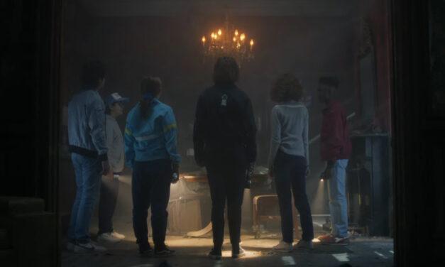 STRANGER THINGS Season 4 Teaser Takes Us to Creel House