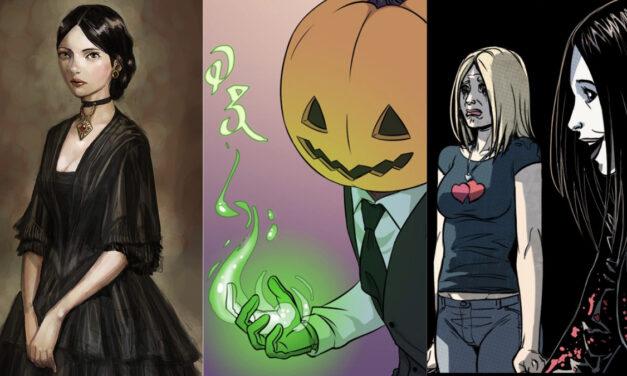 5 Spooky Webtoons To Get Into the Fall Mood