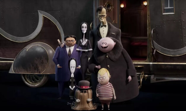 THE ADDAMS FAMILY 2 Trailer Takes Us on a Kooky Road Trip