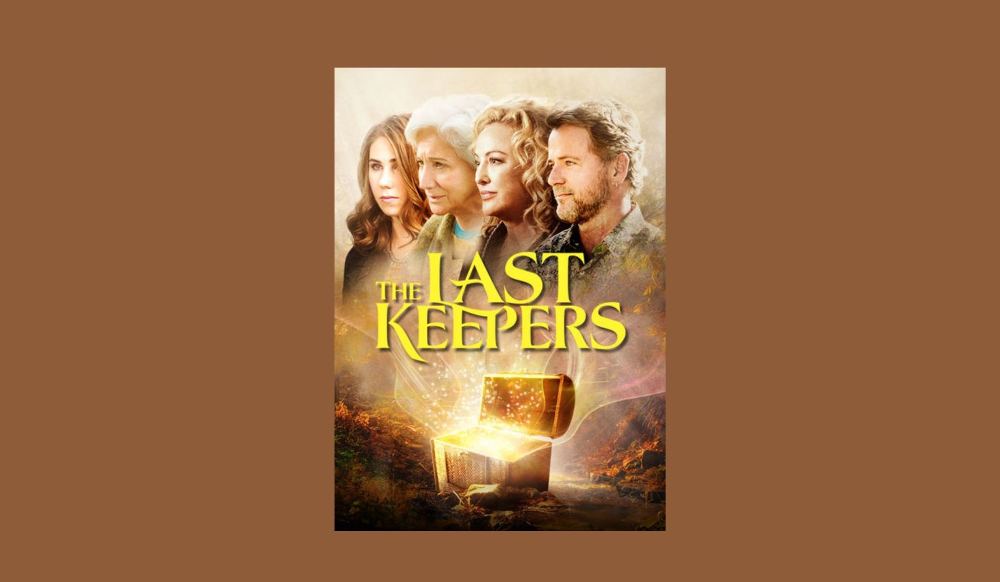The Last Keepers Poster - beginner horror