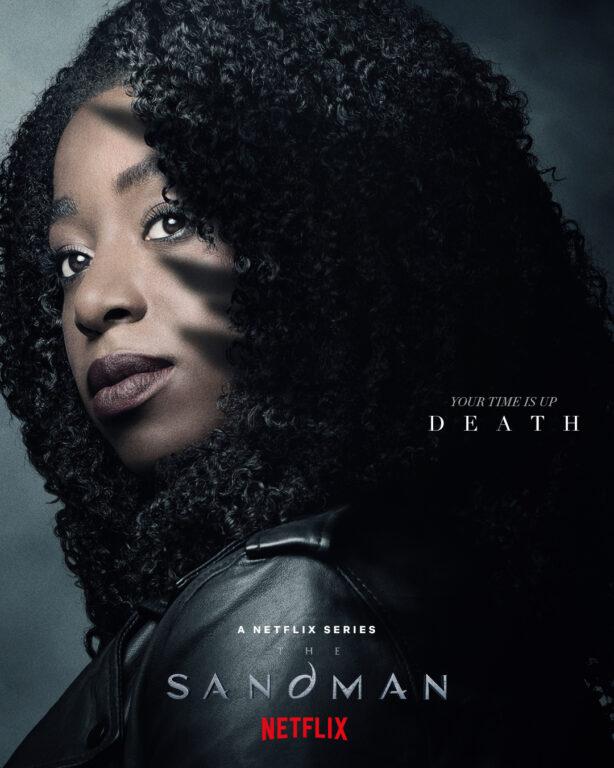 Kirby Howell-Baptiste stars as Death in Neil Gaiman's The Sandman.