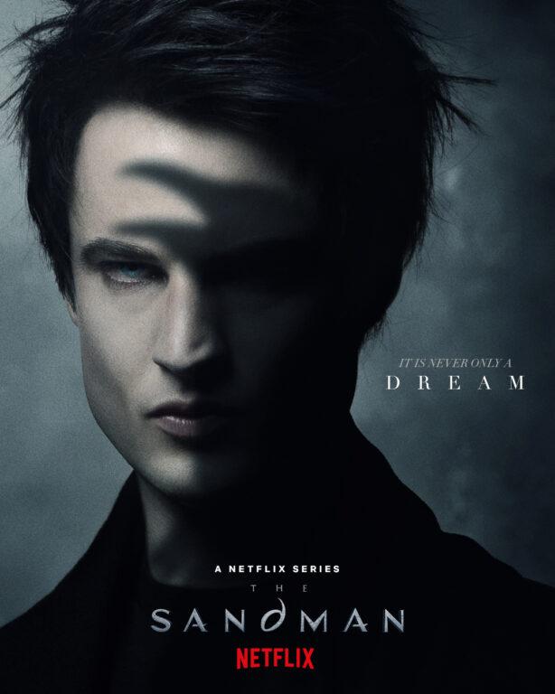Tom Sturridge stars as Morpheus, aka Dream in Neil Gaiman's The Sandma