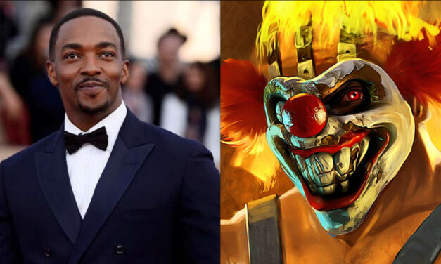 TWISTED METAL Finds Its John Doe in Anthony Mackie