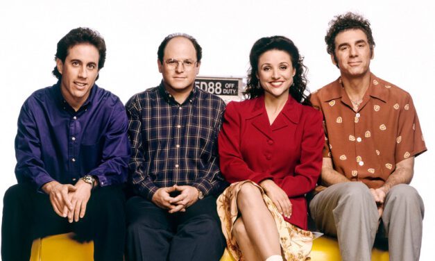 Netflix Will Be Streaming All 180 Episodes of SEINFELD